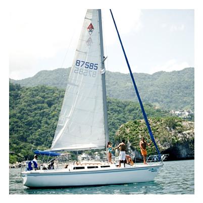 Sailing Boat - Catalina 30 - Cap. 4 Pax