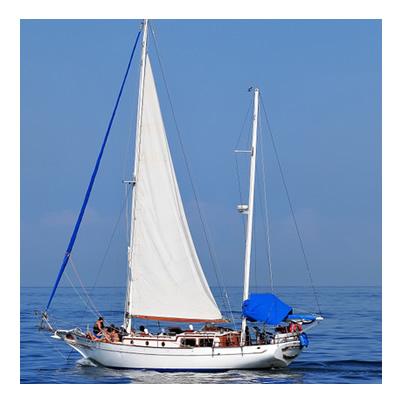 Sailing Boat - Ketch 40 - Cap. 6 Pax