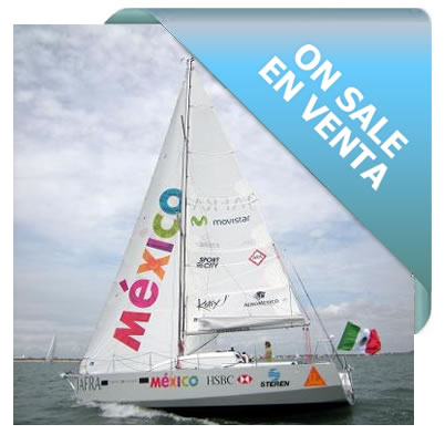 On sale - Sailboat 35 ft. - El Mas Mejor II