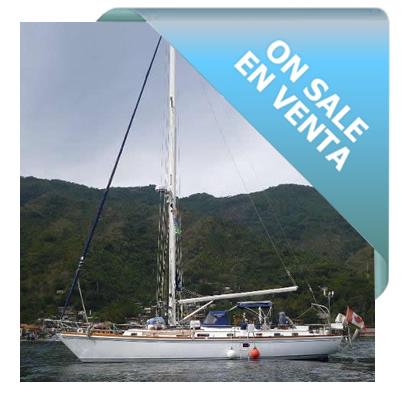 On sale - Sailboat 47 ft. - Bristol 1992