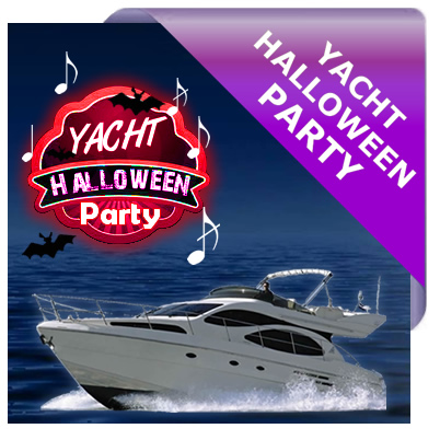 Yacht Halloween Party