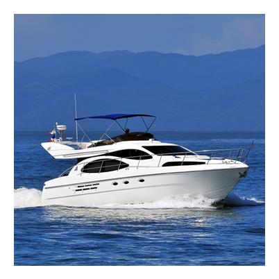 Motor Yacht - Azimut 46 - Cap. 10 Pax