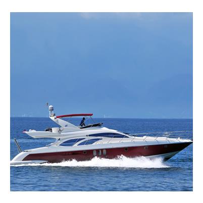 Motor Yacht - Azimut 62 - Cap. 12 Pax