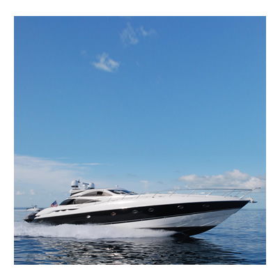 Luxury Yacht - Sunseeker Predator 75 - Cap. 12 Pax