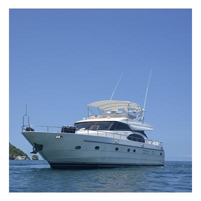 Motor Yacht - VTECH 65 - Cap. 15 Pax