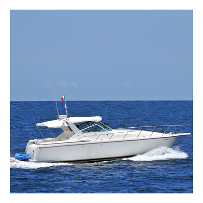 Sport Yacht Tiara 42 - Cap. 6 Pax