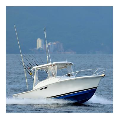 Yate de Pesca - Luhrs 25  - Cap. 4 Pax