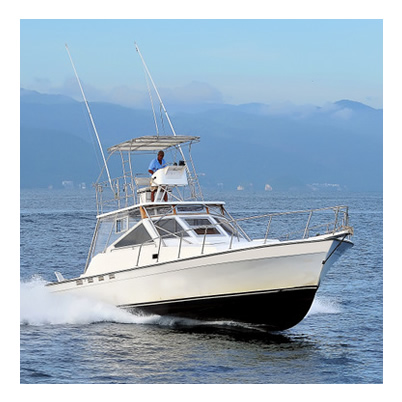 Fishing Yacht - Express 40 - Cap. 8 Pax