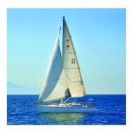 Sailing boat - Catalina 42 - Cap. 8 Pax