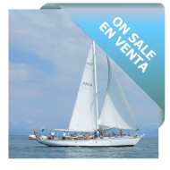 On sale - Sailboat 60 ft. - Clásico 1938