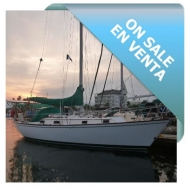 Sailboat on Sale  37 ft. - Model. 1983 - Pearson 37