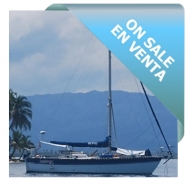 On Sale - Sailboat 36 ft.  - Model 1982 - Cascade 36