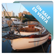 On sale - Sailboat 36 ft. - Model 1979 - Union 36