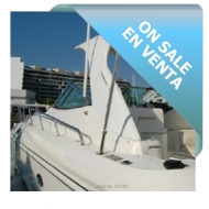 On sale Yacht Sea Ray 380 - Model 2000