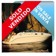 Venta de Yate - SEA RAY SUN DANCER 240 24 PIES Mod 1999