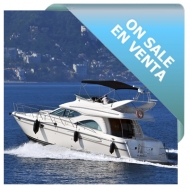 On sale - Luxury Yacht - Model 1998 - Maxum 46