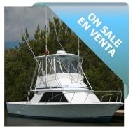 Venta de Yate de Pesca - Blackfin