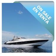 On Sale - Luxury Yacht Model 2004 - Sunseeker Predator 75