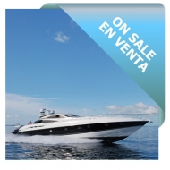 On Sale - Luxury Yacht Model 2004 - Sunseeker Predator 75