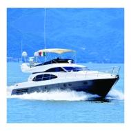 Motor Yacht - Azimut 58 - Cap. 12 Pax