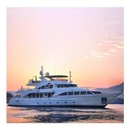 Luxury Yacht - Benetti 120 - Cap. 20 Pax