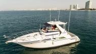 Yate - Cruiser 44 Flybridge- Cap. 8 Pax