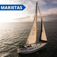 Islander 36 MARIETAS